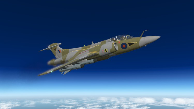 Read more about the article Blackburn Buccaneer S2